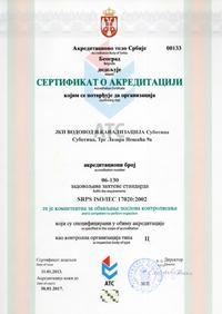 Akreditacija Bazdarnice